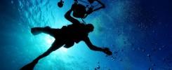 Filmer sous l'eau en plongée
